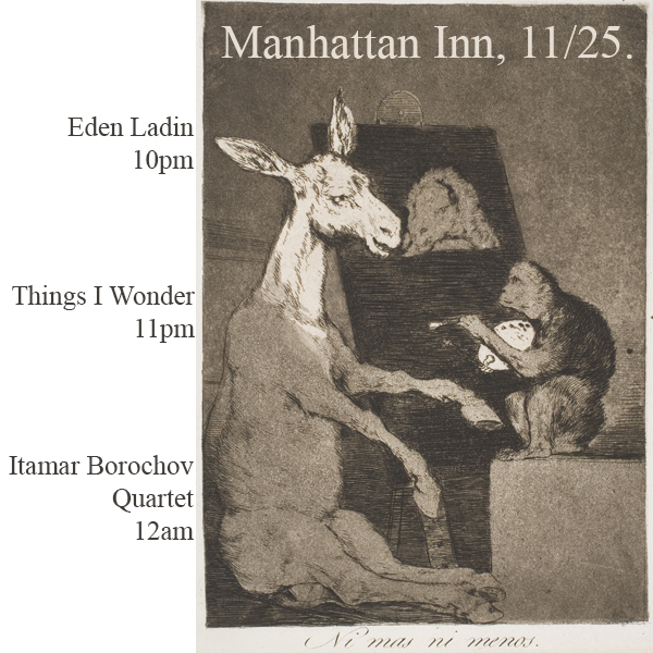 Manhattan Inn 11.25